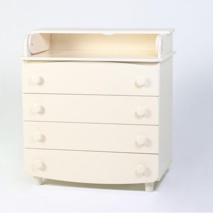ВЕРЕС Пеленатор 900 ДСП (цвет: слоновая кость)