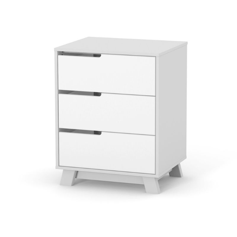 Комод Верес Манхэттен 600 (цвет: бело-серый)