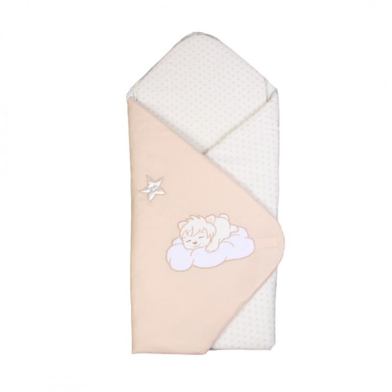 Конверт-одеяло Верес ''Sleepyhead beige''