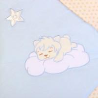 Конверт-одеяло Верес ''Sleepyhead blue''