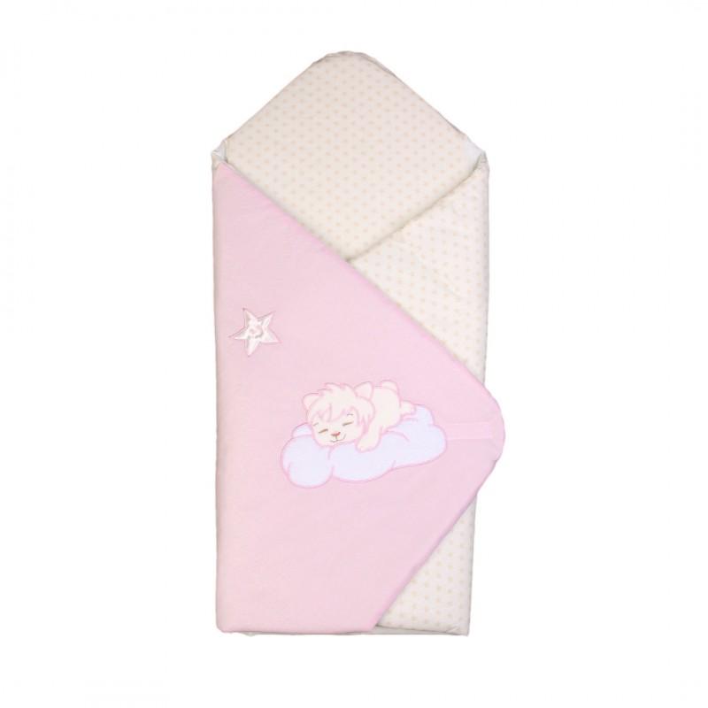 Конверт-одеяло Верес ''Sleepyhead pink''