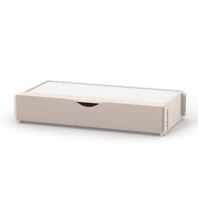 Маятник с ящиком поперечный (цвет: капучино)
