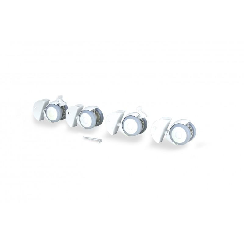 Комплект колес для кроватки Верес ЛД8