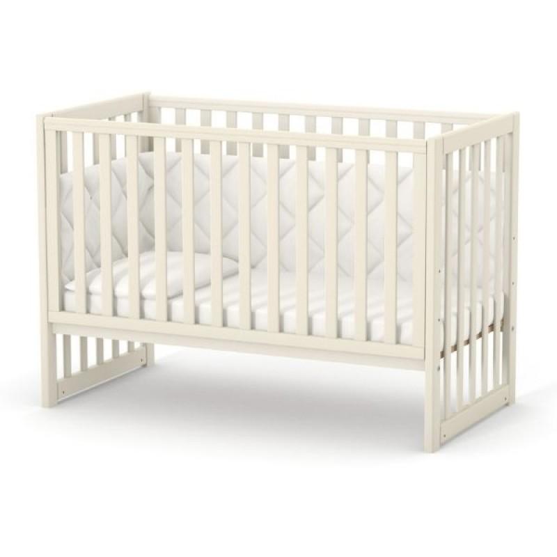 Кроватка Верес ЛД13 без ящика (цвет: слоновая кость)