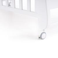 Кроватка Верес Соня ЛД18 без ящика (цвет: белый) ЕС (новый функционал)