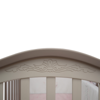 Кроватка Верес Соня ЛД3 маятник с ящиком (цвет: капучино) ЕС (новый функционал)