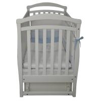 Кроватка Верес Соня ЛД6 без ящика (цвет: белый) ЕС (новый функционал)