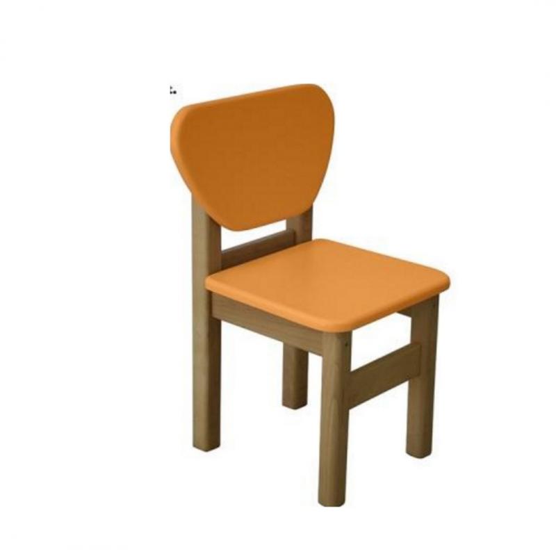 Детский стульчик Верес оранжевый