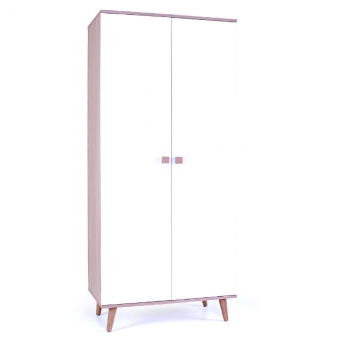Шкаф Верес Нью Йорк 850 Lite (цвет: капучино-белій)