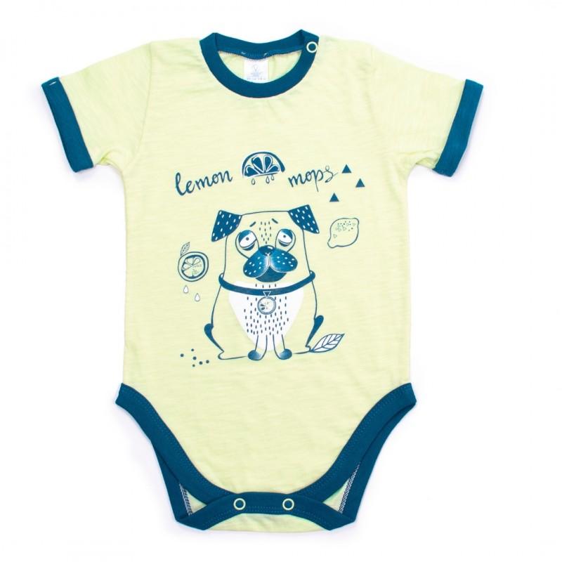 Боди-футболка Lemon Doggy