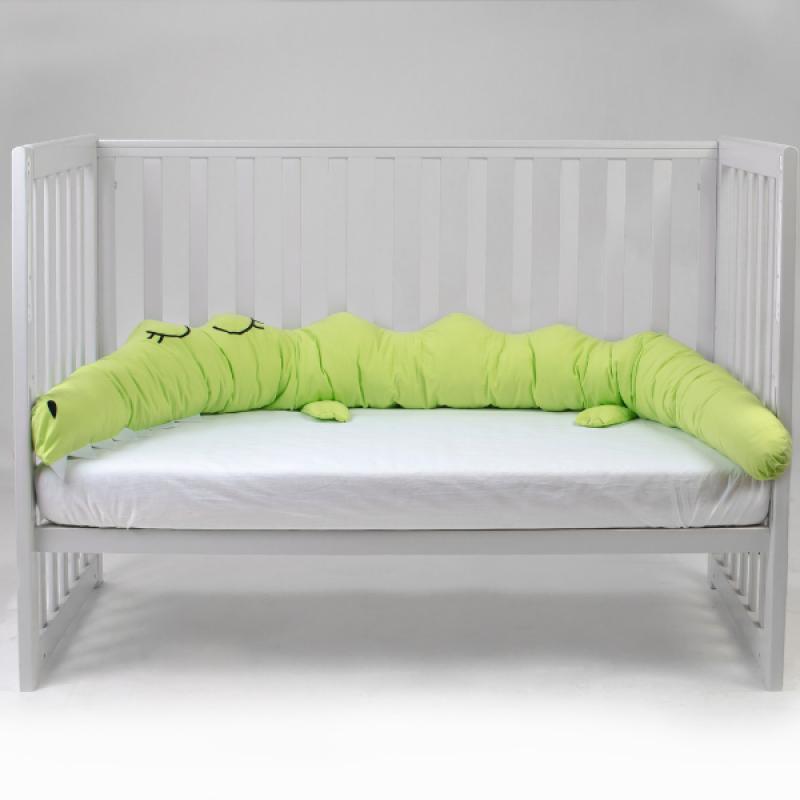"""Подушка многофункциональная Верес """"Crocodile green"""""""