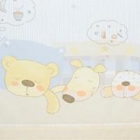 Постельный комплект Верес Sleeping Animals (6 единиц) (120*60 см)