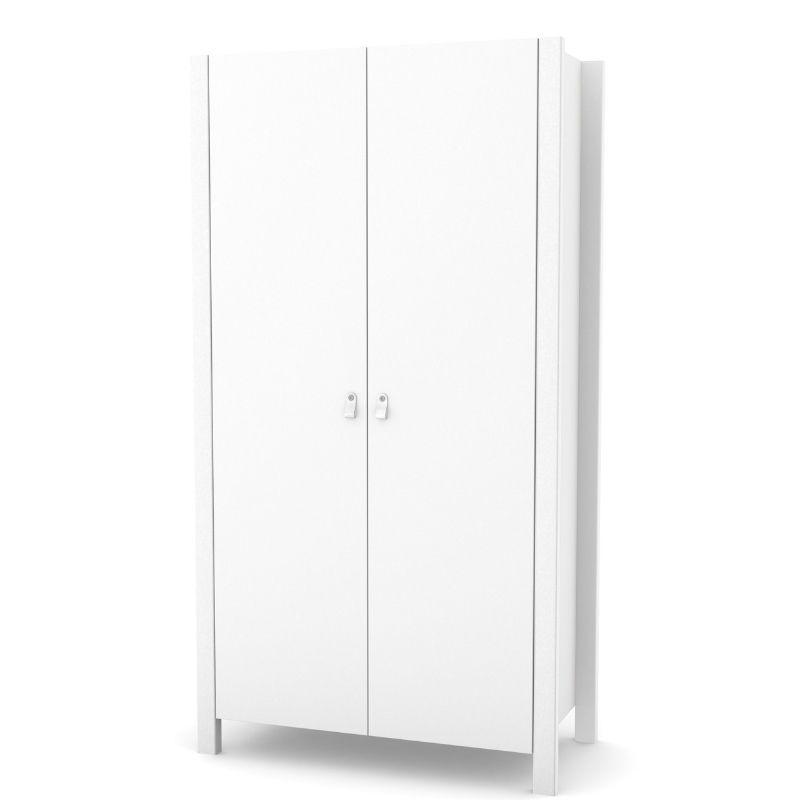 Шкаф Верес Монако (цвет: белый)
