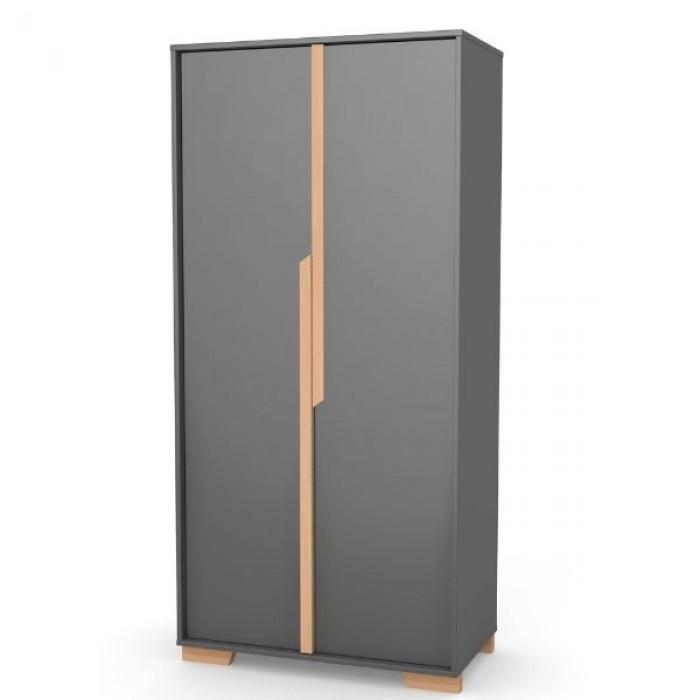 Шкаф Верес Сиэтл 850 (цвет: темно-серый)