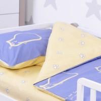 """Подростковый сменный постельный комплект Baby Верес """"Cats"""" (3 ед.)"""