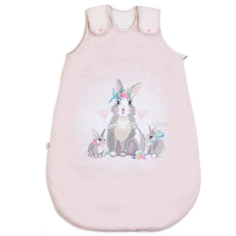 """Спальник Верес """"Summer Bunny pink"""""""