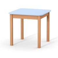 Детский столик Верес голубой