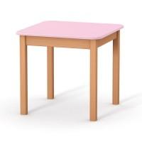 Детский столик Верес розовый